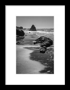 New photo - Muir Beach III BW